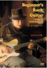 Fred Sokolow / Beginner's Rock Guitar