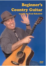 Fred Sokolow / Beginner's Country Guitar