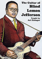 Ari Eisinger / The Guitar of Blind Lemon Jefferson