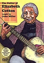 John Miller / The Guitar Of Elizabeth Cotten