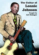 Ari Eisinger / The Guitar of Lonnie Johnson