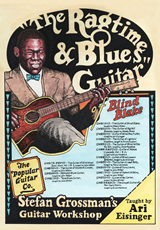 Ari Eisinger / The Ragtime & Blues Guitar of Blind Blake