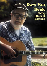 Dave Van Ronk / Folk, Blues & Ragtime