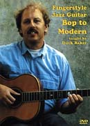 Duck Baker / Fingerstyle Jazz Guitar 〜Bop to Modern〜