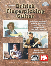 British Fingerpicking Guitar