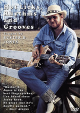 Buster B. Jones / Hot Licks Rhythms & Grooves