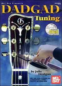 Julie Henigan / DADGAD Tuning
