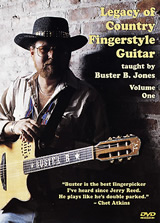 Buster B. Jones / Legacy of Country Fingerstyle Guitar Vol. 1