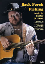 Buster B. Jones / Back Porch Picking
