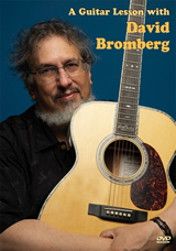 David Bromberg / A Guitar Lesson With David Bromberg