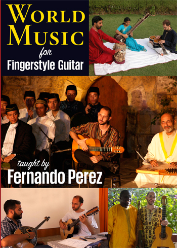 Fernando Perez / World Music for Fingerstyle Guitar