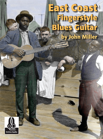 John Miller / East Coast Fingerstyle Blues