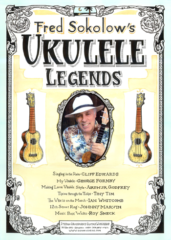 Fred Sokolow / Legends of the Ukulele