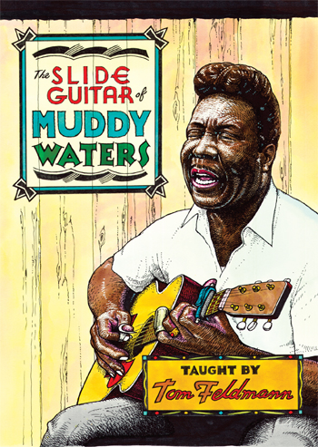 Tom Feldmann / Slide Guitar of Muddy Waters