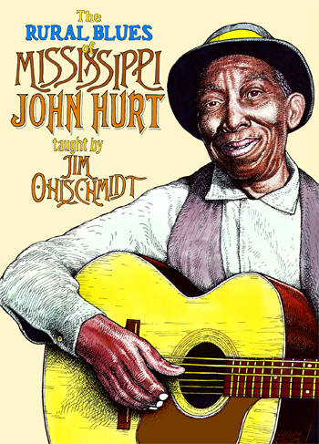 Jim Ohlschmidt / The Rural Blues of Mississippi John Hurt