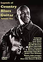 Legends of Country Blues Guitar Vol. 1