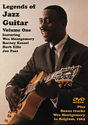 Legends of Jazz Guitar Vol. 1