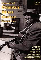 Legends of Country Blues Guitar Vol. 2