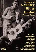 Legends of Country Blues Guitar Vol. 3 - Blues Up The Country -
