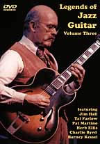 Legends of Jazz Guitar Vol. 3