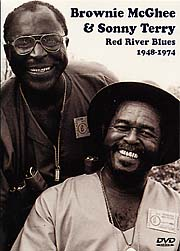 Brownie McGhee & Sonny Terry / Red River Blues 1948-1974