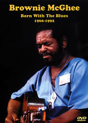 Brownie McGhee / Born With The Blues 1966-92