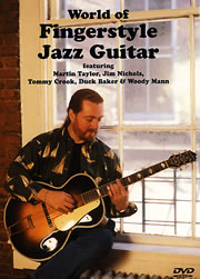 The World Of Fingerstyle Jazz Guitar