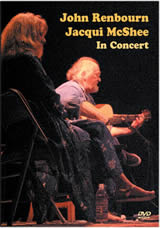 John Renbourn and Jacqui McShee in Concert