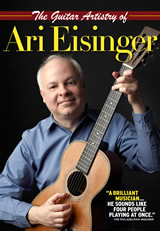 The Guitar Artistry of Ari Eisinger