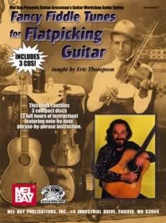 Eric Thompson / Fancy Fiddle Tunes for Flatpicking Guitar