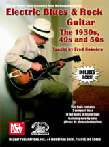 Fred Sokolow / Electric Blues And Rock Guitar: The 1930s〜50s