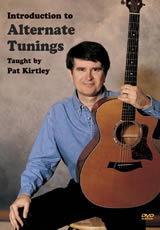 Pat Kirtley / Introduction to Alternate Tunings