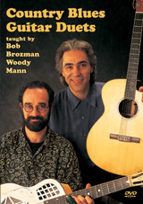 Bob Brozman & Woody Mann / Country Blues Guitar Duets