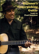 Fred Sokolow / Beginner's Fingerpicking Guitar