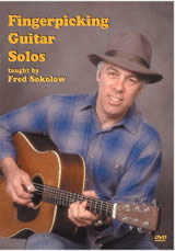 Fred Sokolow / Fingerpicking Guitar Solos