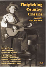 Fred Sokolow / Flatpicking Country Classics