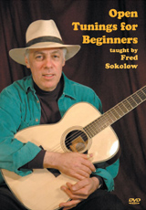 Fred Sokolow / Open Tunings for Beginners
