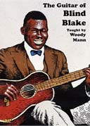 Woody Mann / The Guitar of Blind Blake