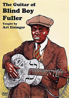 Ari Eisinger / The Guitar of Blind Boy Fuller