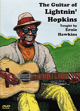 Ernie Hawkins / The Guitar of Lightnin' Hopkins