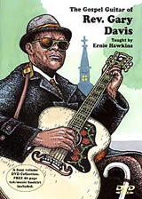 Ernie Hawkins / The Gospel Guitar Of Rev. Gary Davis