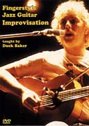 Duck Baker / Fingerstyle Jazz Guitar 〜Improvisation〜