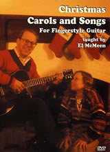 El McMeen / Christmas Carols & Songs For Fingerstyle Guitar