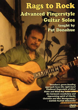 Pat Donohue / Rags To Rock