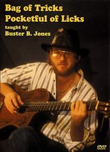 Buster B. Jones / Bag of Tricks, Pocketful of Licks