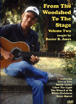 Buster B. Jones / From The Woodshed To The Stage Vol. 2