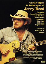 Buster B. Jones / Guitar Styles & Techiques of Jerry Reed