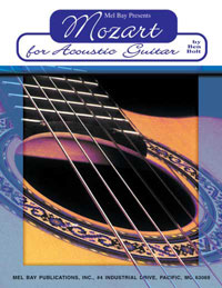 Ben Bolt / Mozart for Acoustic Guitar