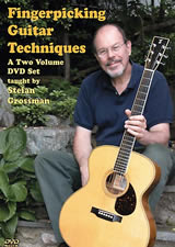 Stefan Grossman / Fingerpicking Guitar Techniques