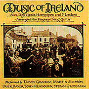 Music Of Ireland - Airs, Jigs, Reels, Hornpipes & Marches -
